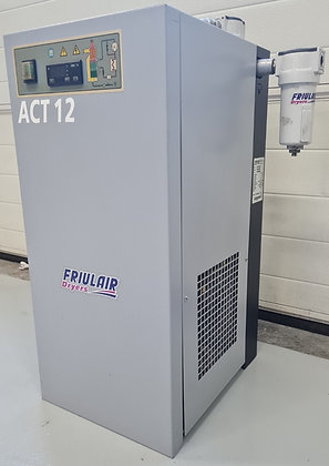 "Friulair ACT-12 persluchtkoeldroger  1/2"" 1.200 l/min bouwjaar 2009"