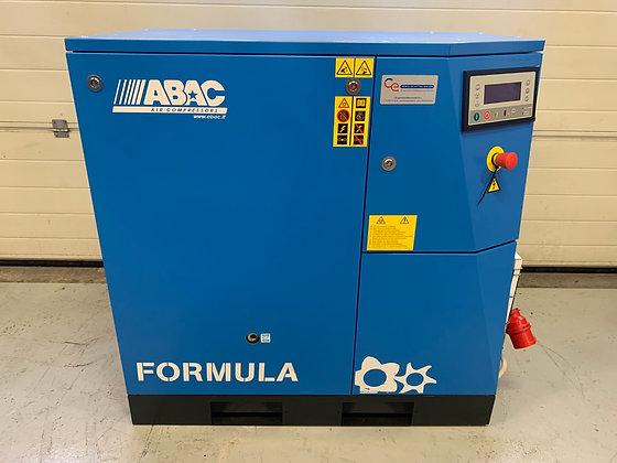 ABAC Formula 1110 Schroefcompressor 11 kW 1.500 l/min bouwjaar 2015