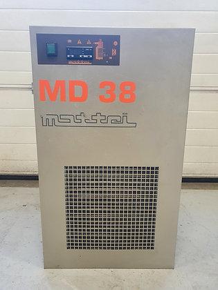 "Friulair MD38 Persluchtkoeldroger 1.1/4"" 3.800 l/min bouwjaar 2011"
