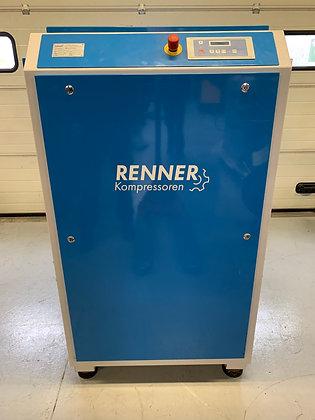 Renner RSF37 Schroefcompressor 37 kW 5.240 l/min bouwjaar 2014