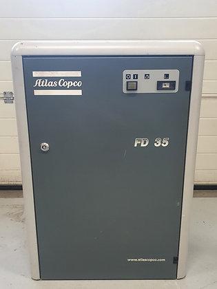 "Atlas Copco FD35 Persluchtkoeldroger 1"" 2.100 l/min bouwjaar 2003"