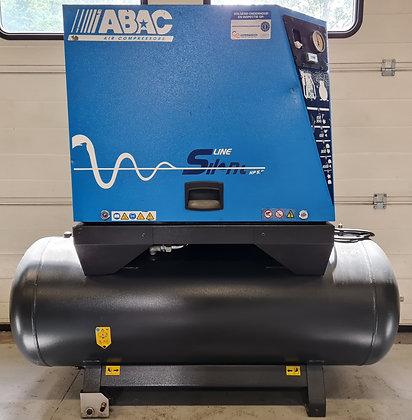 ABAC B5900B/LN/270 Zuigercompressor 4 kW 653 l/min bouwjaar 2012