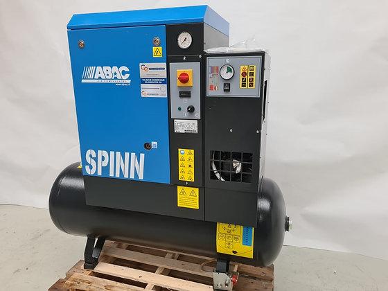 ABAC Spinn.E2.210-200 Schroefcompressor 2.2 kW 240 l/min bouwjaar 2018