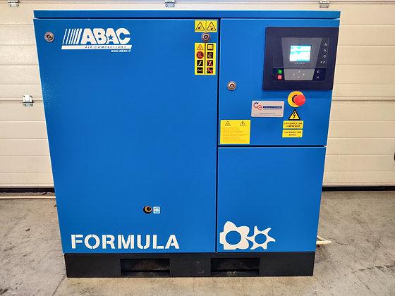 ABAC Formula.E 1110 Schroefcompressor 11 kW 1.510 l/min bouwjaar 2018