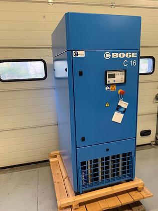 Boge C16 NIEUW schroefcompressor 11 kW 1.710 l/min bouwjaar 2018