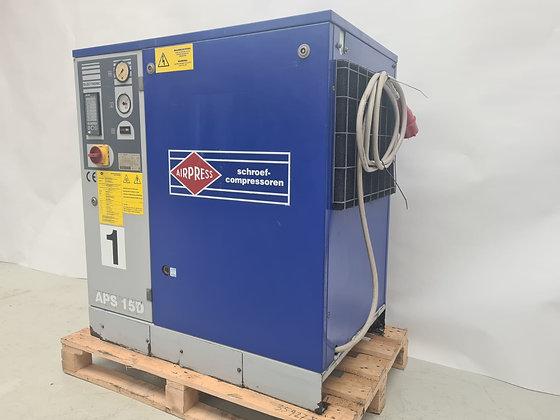 Airpress APS15D Schroefcompressor 11 kW 1.400 l/min bouwjaar 2001