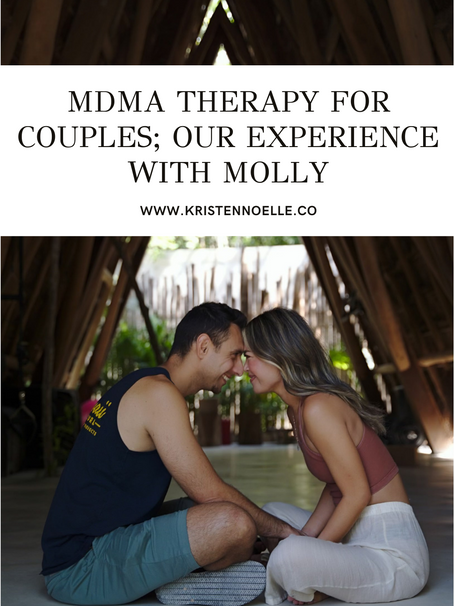 MDMA Therapy For Couples; Our Experience with Molly