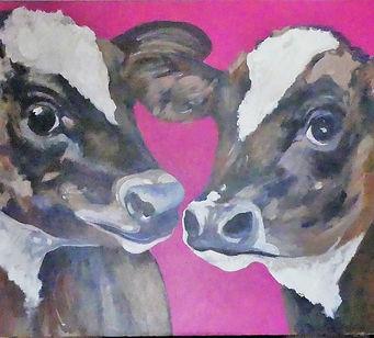Nosey Cows Eddi Kewley