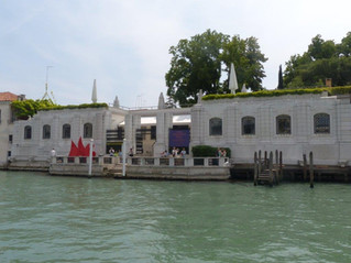 Blog 4: Peggy Guggenheim Collection