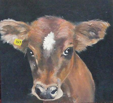 Lonely Cow Eddi Kewley
