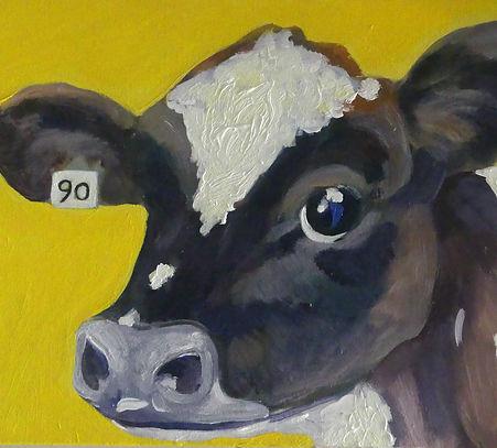 Miserable Cow Eddi Kewley