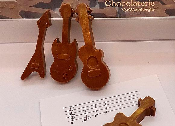 Caja de Guitarras