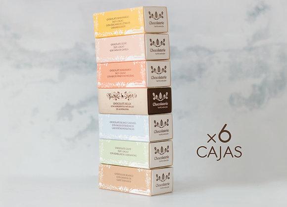 Especiados :: 6 cajas