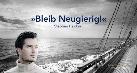Stephen Hawking, Rainer Siegenthaler, Präsentationstraining, St.Gallen, Zürich