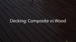 Decking: Composite vs Wood