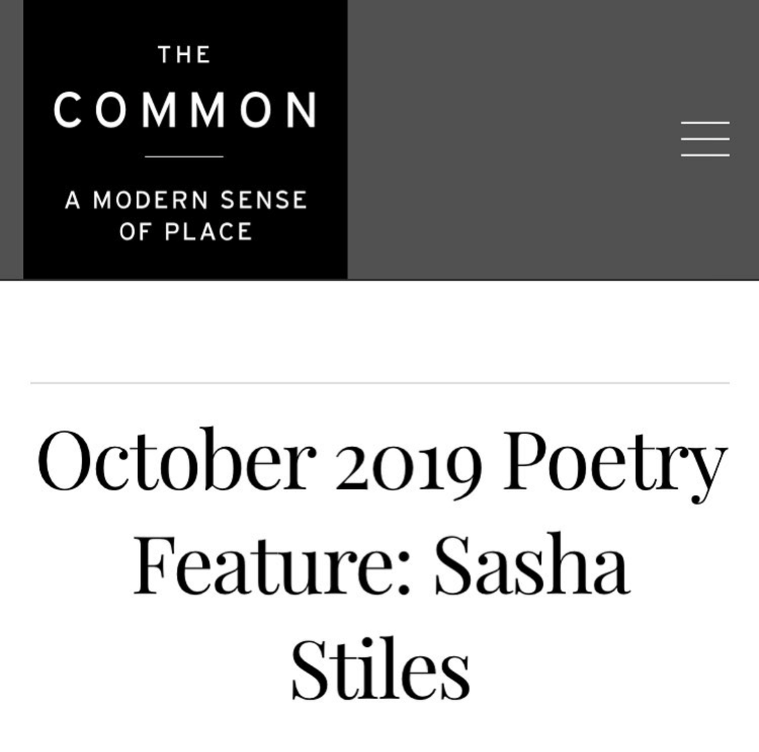 The Common Poetry Feature