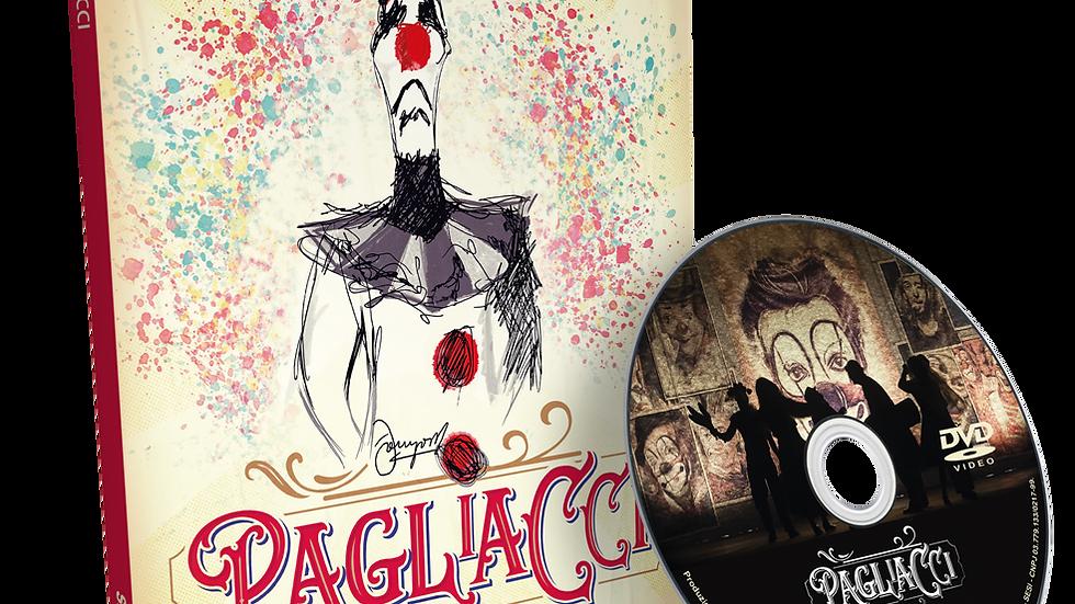 DVD Pagliacci