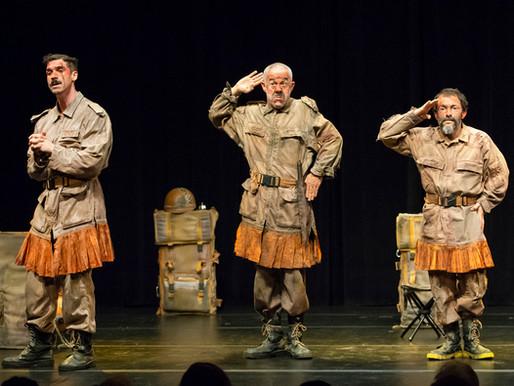 ORDINÁRIOS faz temporada no Teatro Vivo, em São Paulo