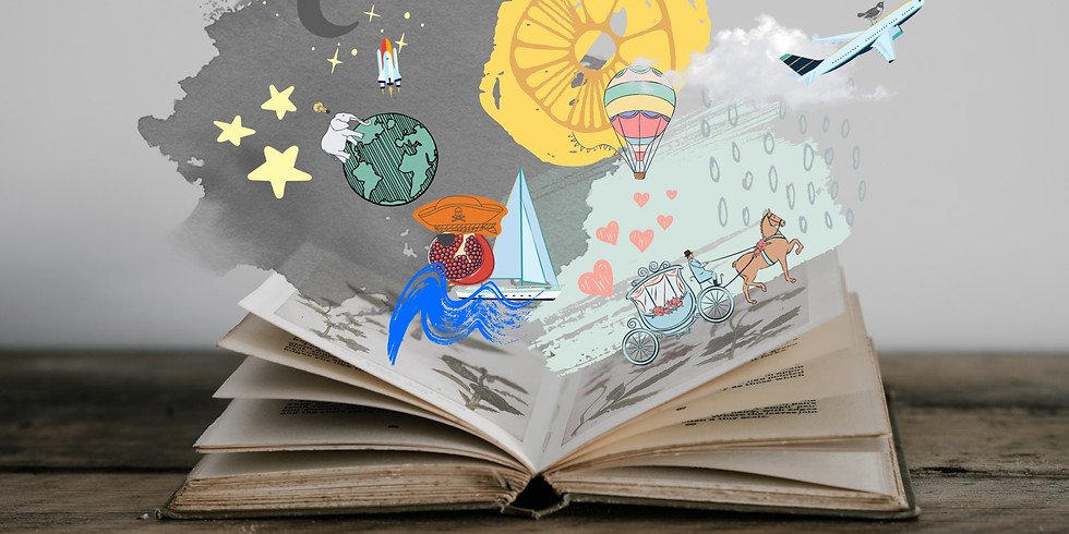 """My Caregiver & Me: """"Book Adventures"""" Open House 3/24 @ 5pm"""