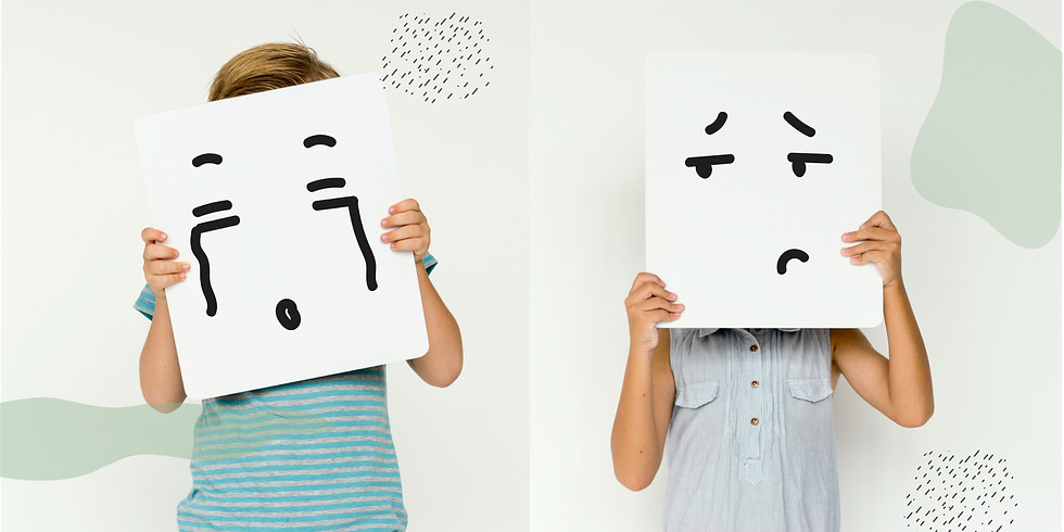 Anxiety & Depression: Talking to Your Kids about Mental Health & Illness