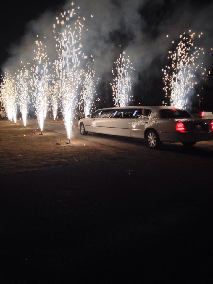 Starlight Fireworks