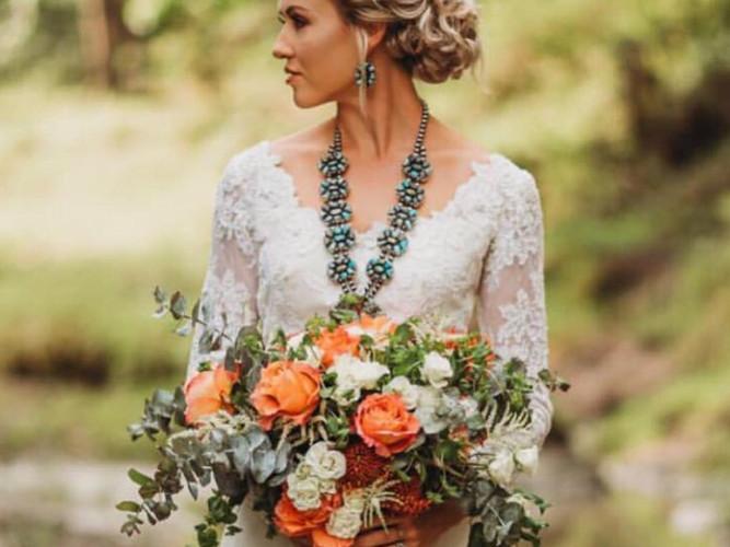 Ivory Belle Floral