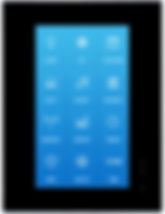 Home Automation, touch screen, keypad