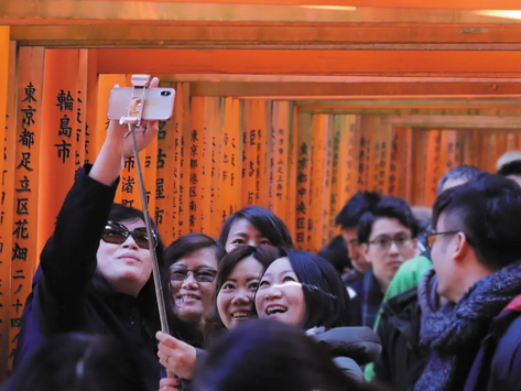 Experience to Participation: The Challenge for Global Tourism