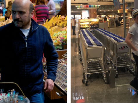 What Do Tea & Trolleys Have In Common?