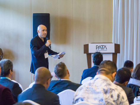 Presentation: PATA Global Summit, South Korea