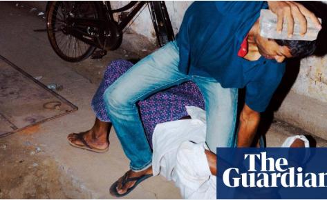 Fights, festivals, fear: Sohrab Hura's angst-ridden India