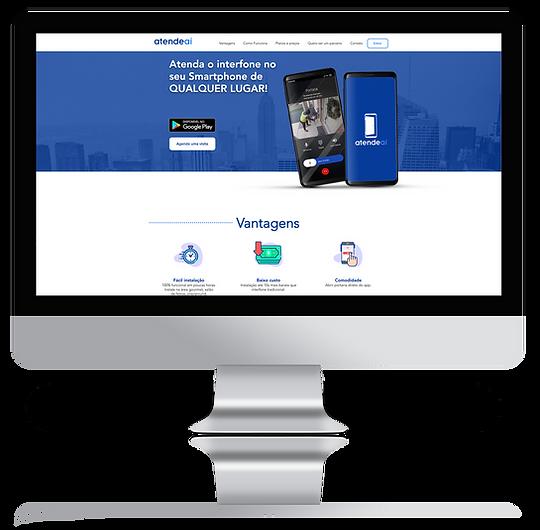 App desenvolvido