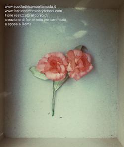 Silk flowers course