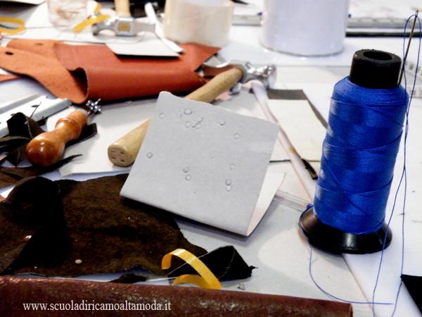 Corso modellista di pelletteria
