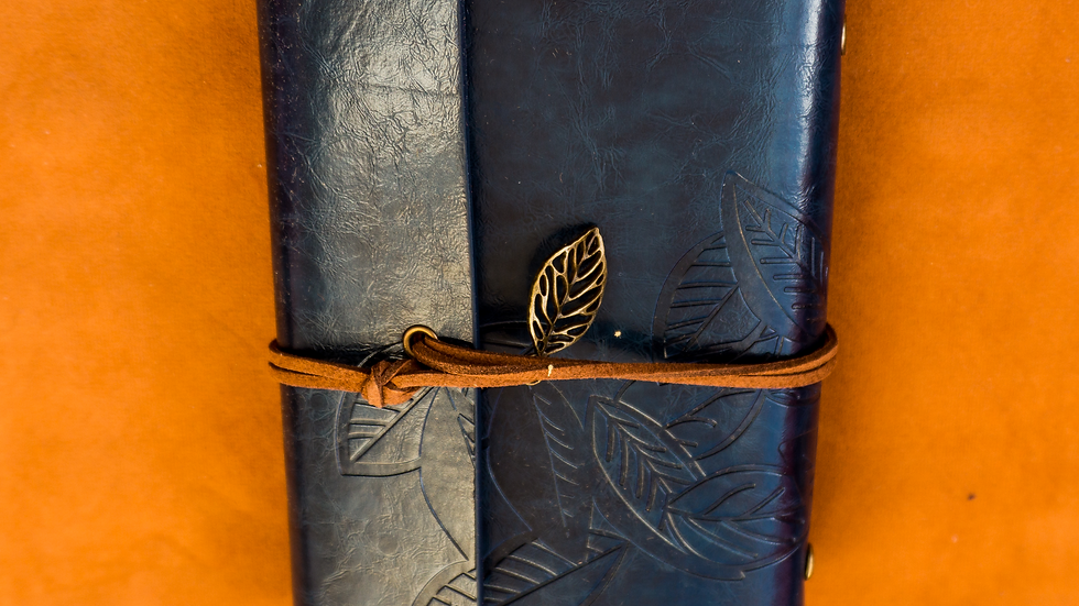 Character Journal (Blue)