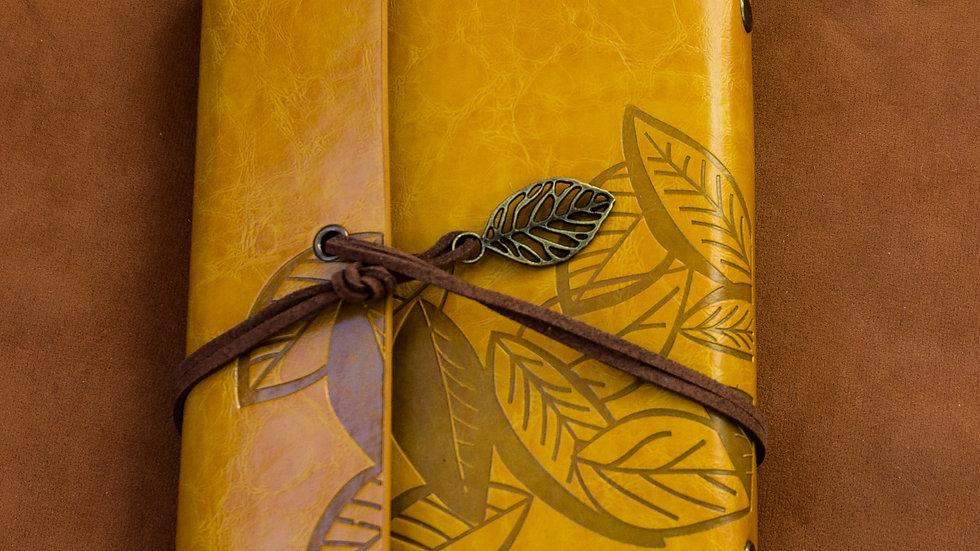 Character Journal (Yellow)