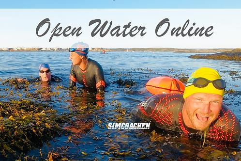 Kurs: OPEN WATER - fem veckor