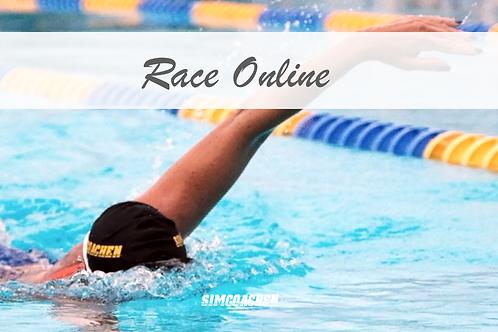 Kurs: RACE ONLINE - 14 veckor