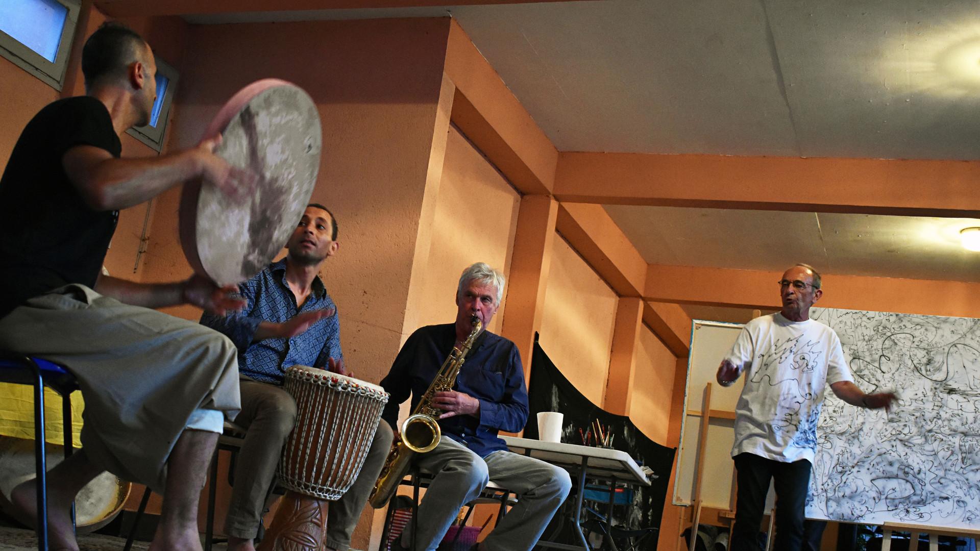 Concert musique kurde avec Bayram Varsak
