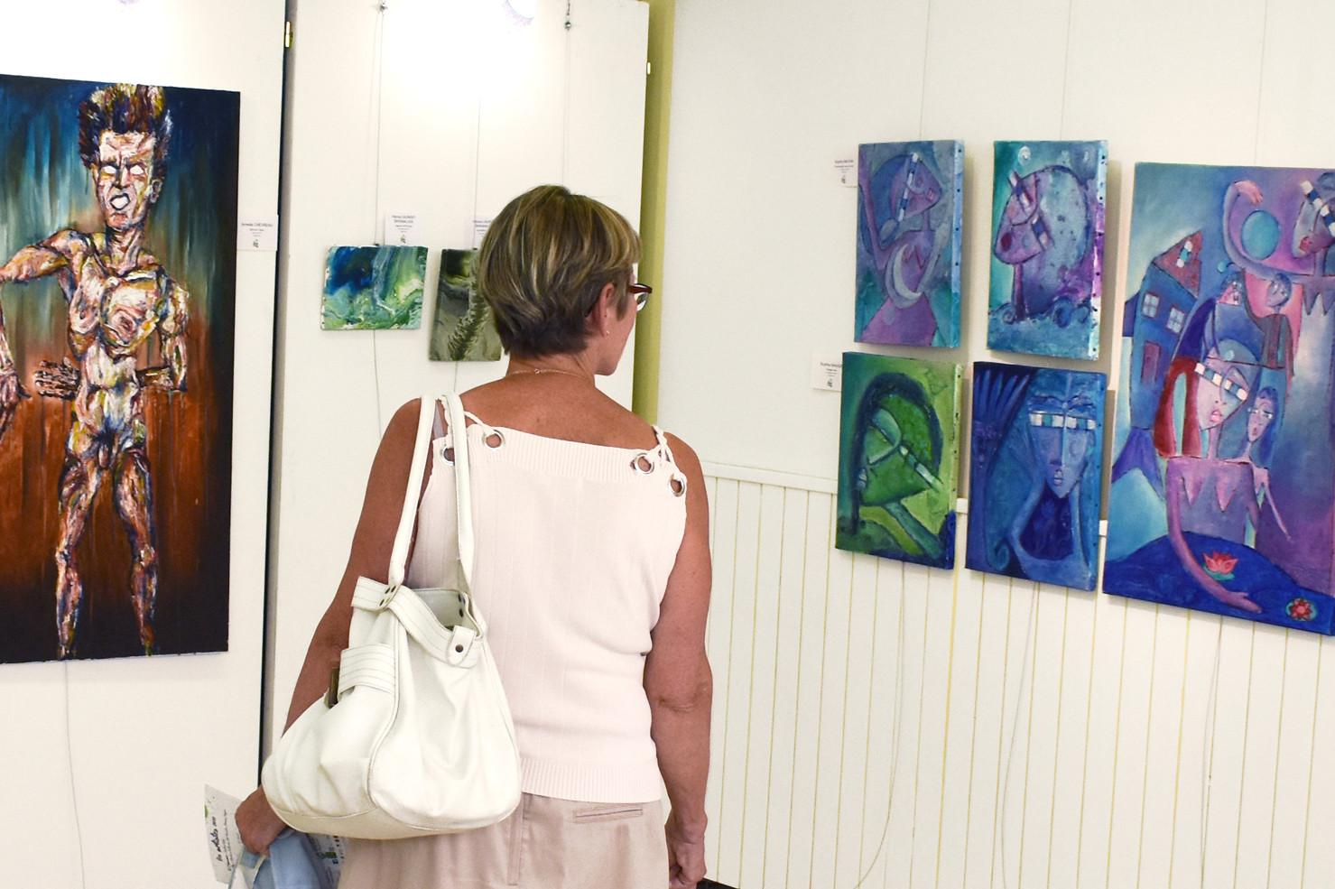 Festival les Décades de la peinture 2019