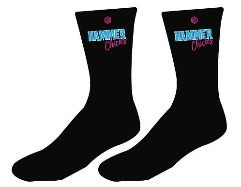 HAMMER CHICKS Socks