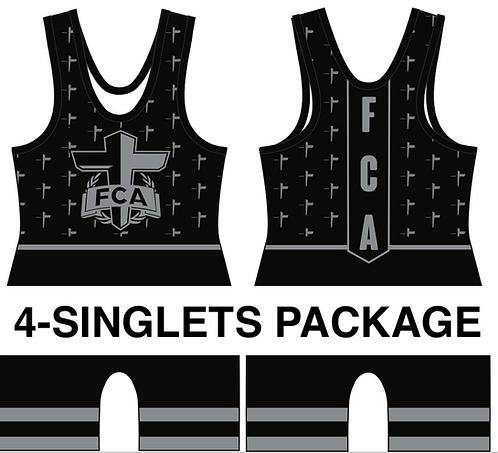 FCA 4-Singlets Package