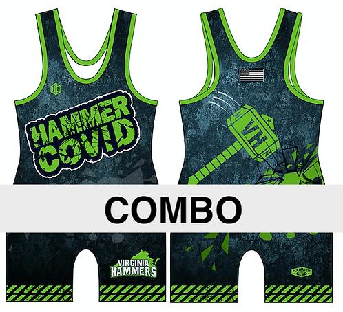 Hammer Covid Combo Green