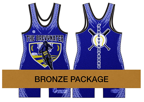 Brevyn Strong Bronze Package