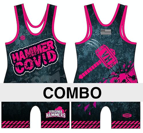 Hammer Covid Combo Pink