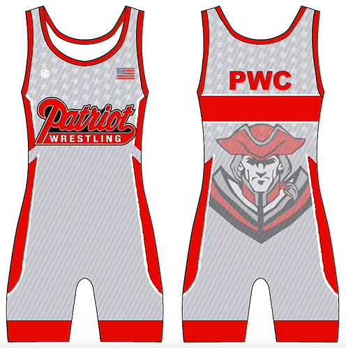 PWC Red Singlet