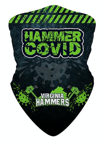 Hammer Covid Gator Green