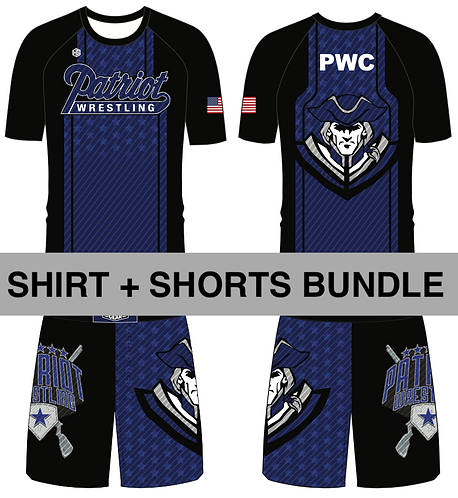 PWC Shirt + Shorts Bundle
