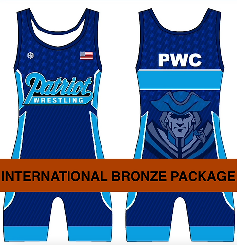 PWC International Bronze Package