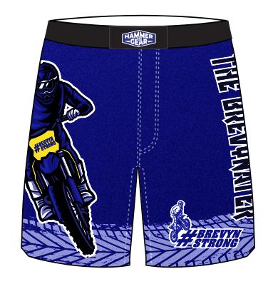Brevyn Strong Shorts